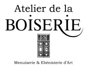 logo atelier de la boiserie