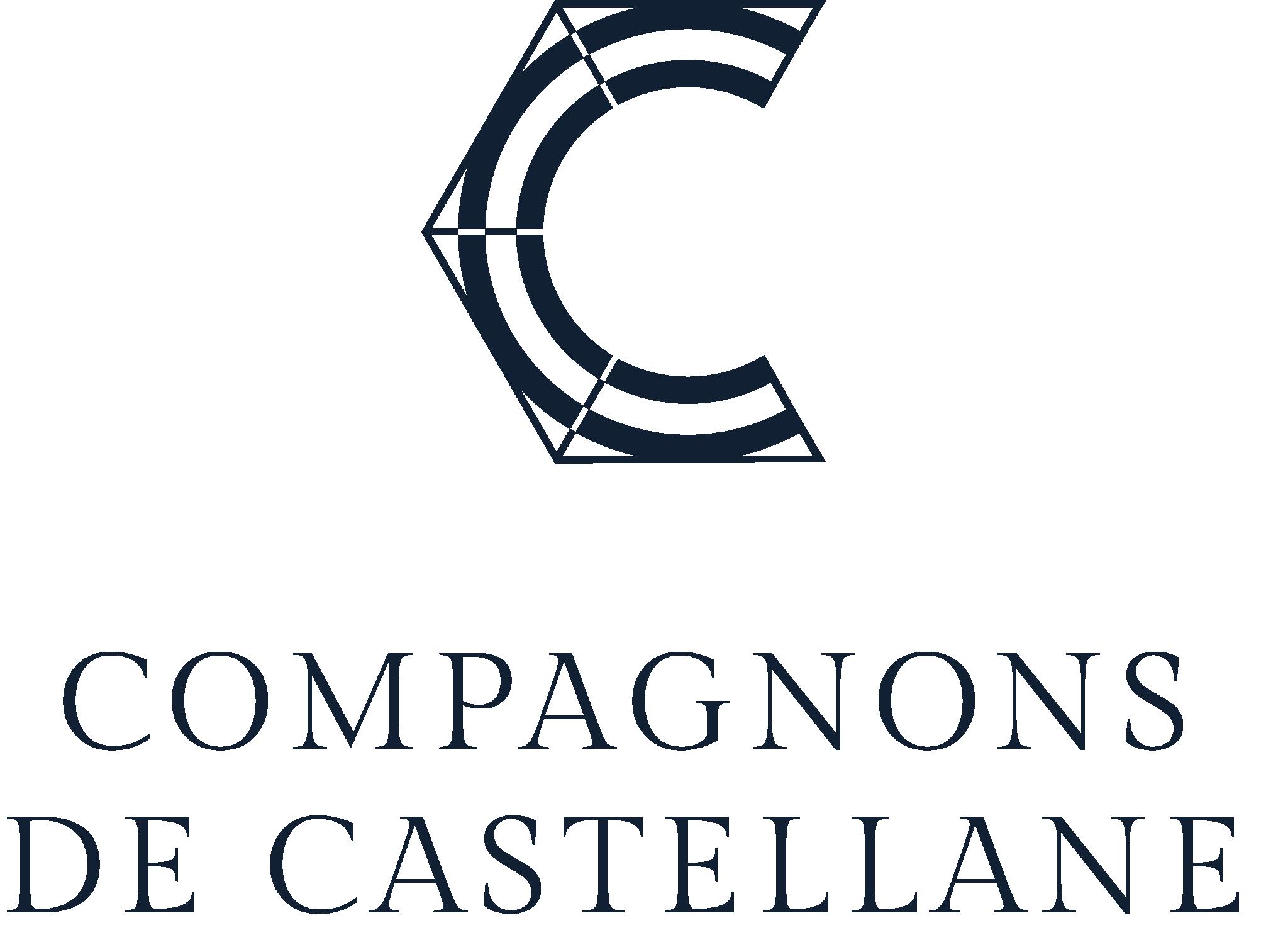 logo compagnons de castellane