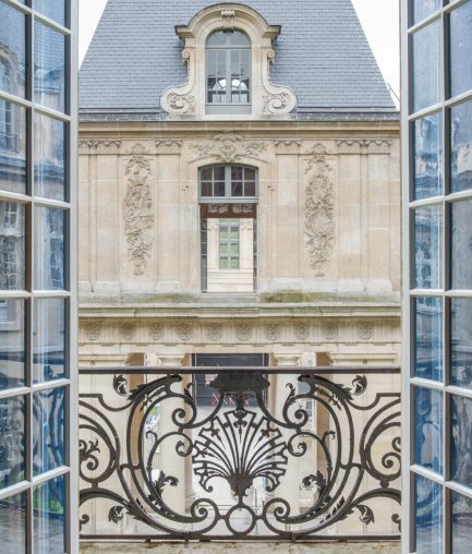 Carnavalet - Menuiserie extérieure (c) Atelier de la Boiserie