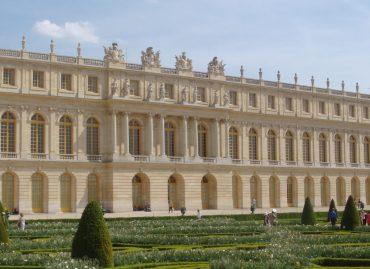 Château de Versailles - Façade sur jardins