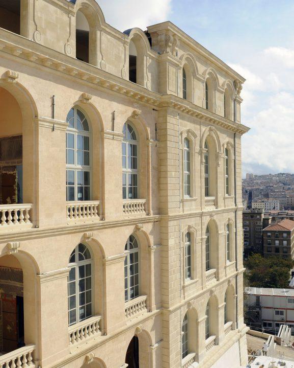 Hôtel-Dieu à Marseille