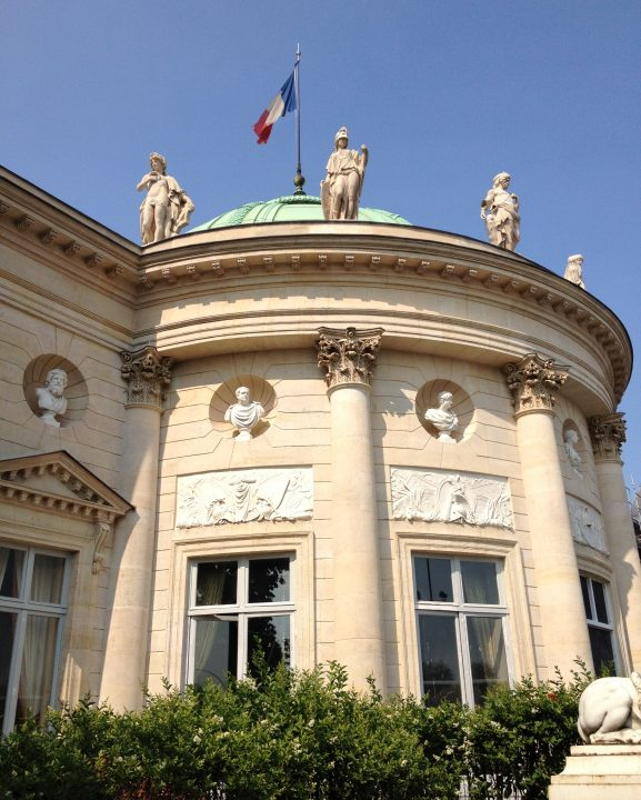 Hôtel de Salm façades (2)