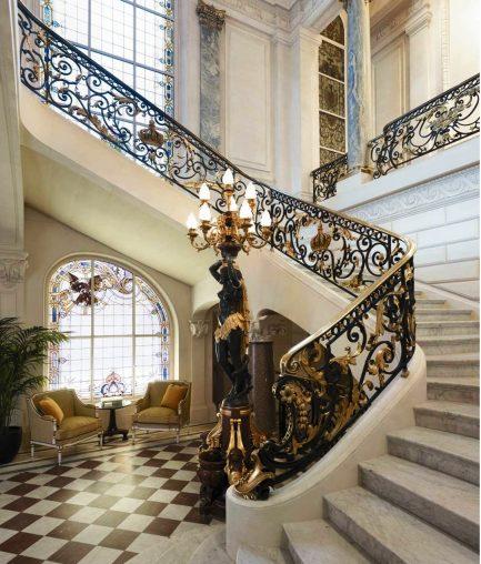 Hotel Shangri la Paris